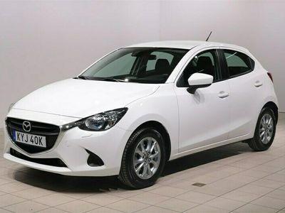 begagnad Mazda 2 21.5 5 Man Core 2020, Halvkombi 119 900 kr