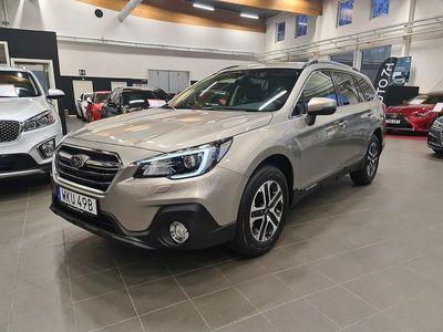 begagnad Subaru Outback 2,5 175hk AWD CVT / Active