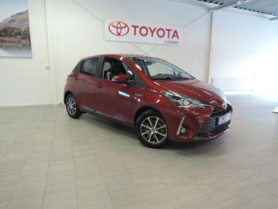 begagnad Toyota Yaris Hybrid 1.5 Y20 SMARTPHONE INTEGRATION
