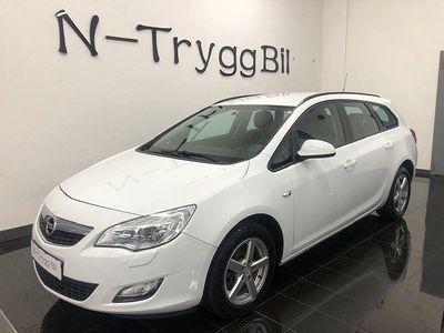 begagnad Opel Astra 1.7 CDTi DRAG FULLSERVAD -12