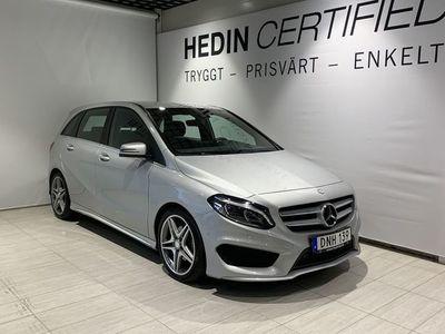 begagnad Mercedes B200 CDI //Harman & Kardon//Drag//4-matic//Navigation//Värmare//