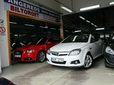 begagnad Opel Tigra 1.4 SPORT M5