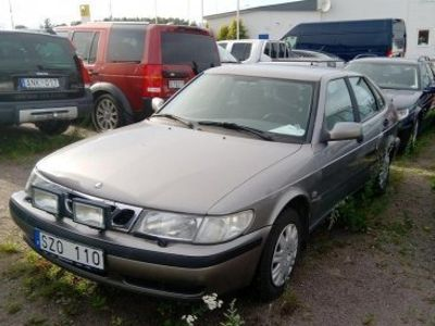 używany Saab 9-3 5-dörrar 2.0 T 150hk