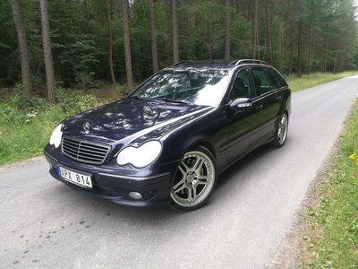begagnad Mercedes C32 AMG AMG