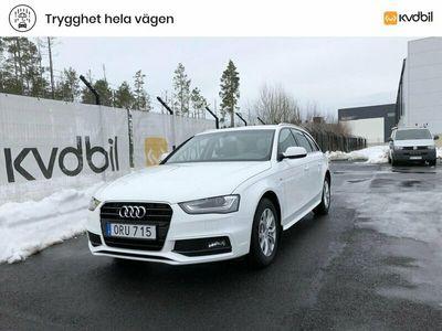 begagnad Audi A4 Avant 2.0 TDI clean diesel (150hk)