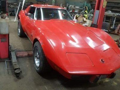 brugt Corvette Stingray 75a