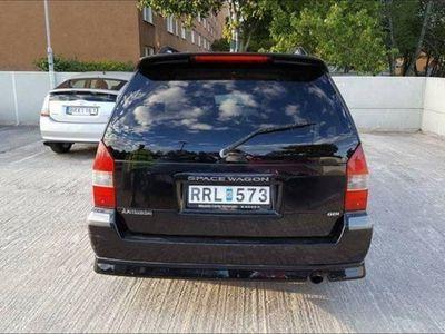 begagnad Mitsubishi Space Wagon 2.4 -00