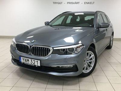 begagnad BMW 520 520d xDrive Touring Navi/Aut