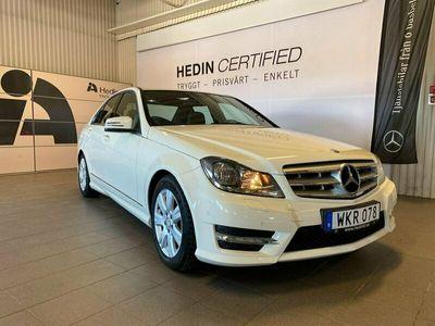 begagnad Mercedes C220 - BenzCDI AMG LINE / AVANTGARDE V - och S - hjul