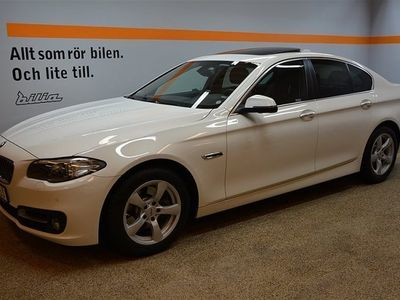 begagnad BMW 520 DA Sport Pkt Lounge Pkt Drag