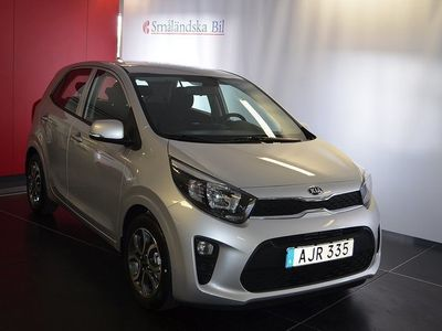 begagnad Kia Picanto 1.0 Advance Plus 67hk