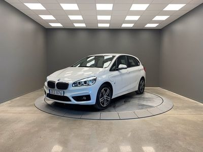 begagnad BMW 225 xe Active Tourer/ Model Sport/ Head-up/ RÄNTA 1,95%