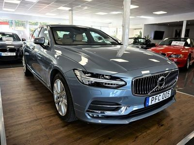 begagnad Volvo S90 D4 Geartronic Inscription Euro 6 190hk