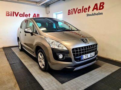 begagnad Peugeot 3008 1.6 HDi FAP 111hk 0% Ränta Drag