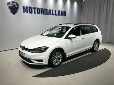 begagnad VW Golf Sportscombi TDi 115hk DSG