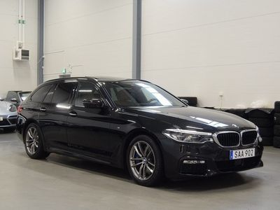 begagnad BMW 540 d xDrive 320HK M-Sport / Maxutrustad
