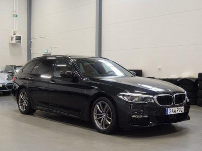 begagnad BMW 540 d xDrive 320HK M-Sport / Maxuttrustad