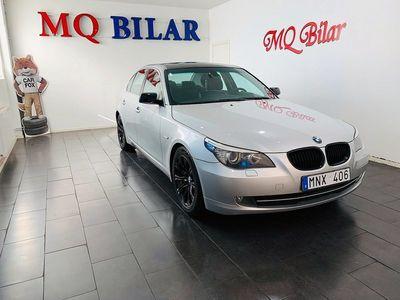 begagnad BMW 520 d Sedan 2009, Sedan 69 900 kr