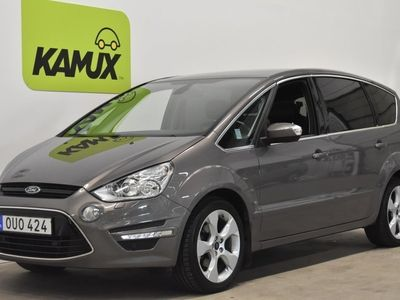 begagnad Ford S-MAX 2.2 Duratorq TDCi (200hk) 7-sits