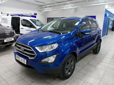 begagnad Ford Ecosport Trend Plus 1.0T EcoBoost 125hk Automat
