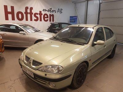 used Renault Mégane 1.6 Authentique 107hk
