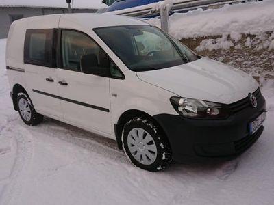 gebraucht VW Caddy 2,0 TDI 4Motion -13