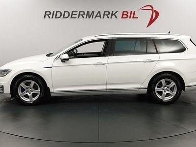 begagnad VW Passat 1.4 Plug-in-Hybrid Sportscombi (218hk) Executive Business