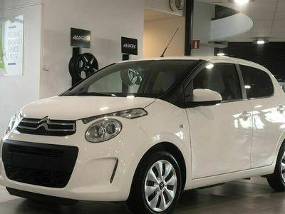 begagnad Citroën C1 PT72 Shine / Backkamera /