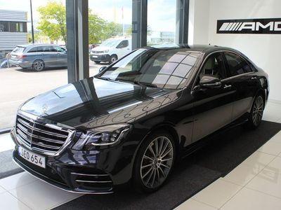 begagnad Mercedes 450 S-KLASS4MATIC 9G-Tronic 389hk