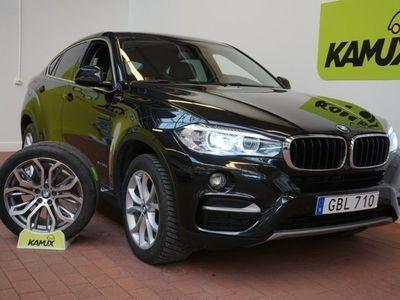 brugt BMW X6 30d xDrive D-värm S&V-Hjul (258hk)