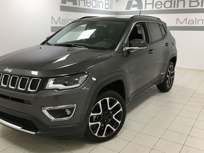 begagnad Jeep Compass 1,4 170HK Limited serie 2
