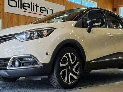 begagnad Renault Captur 1.2 TCe DCT 120hk