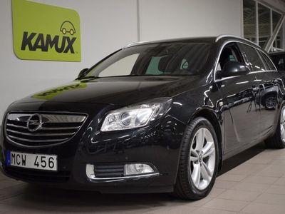 begagnad Opel Insignia Sports Tourer 2.0 CDTI 4x4 160hk HEMLEVERANS