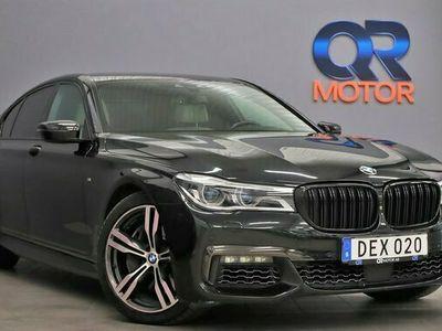 begagnad BMW 750 i xDrive M-Sport Executive 2015, Sedan Pris 498 900 kr