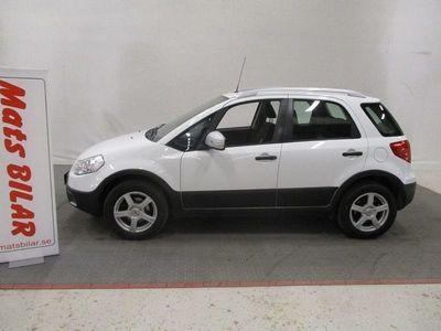 brugt Fiat Sedici 1,6 4x4 120 Hk Manuell 5d