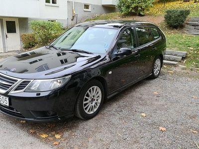 begagnad Saab 9-3 1.8t Dragk M-värm 2009, Kombi 42 900 kr