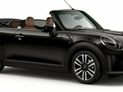 begagnad Mini Cooper Cabriolet Convertible