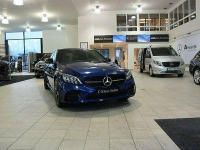 begagnad Mercedes C300 - Benzde Sedan AMG Värmare