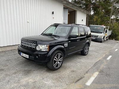 begagnad Land Rover Discovery SDV6 HSE 256hk -12