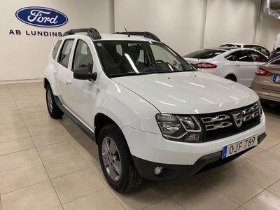 begagnad Dacia Duster 1.5 dCi 4x4 Euro 6 109hk