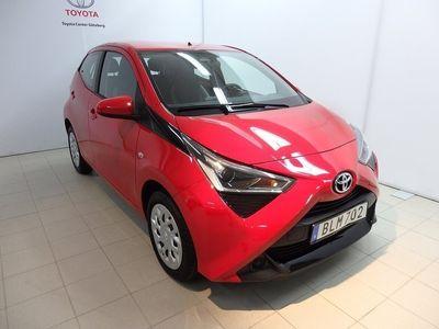 begagnad Toyota Aygo 1,0 5-D X-PLAY M/T SMARTPHONE INTEGRATION