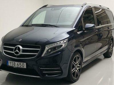 begagnad Mercedes V250 V-Klassd W447