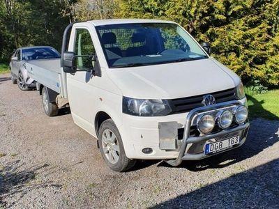 begagnad VW Transporter pickup eh 2,0 4motion
