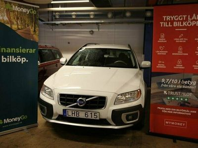 begagnad Volvo XC70 2.4D AWD Geartronic, 163hk Kinetic