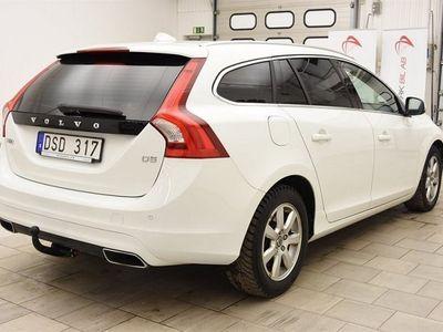 begagnad Volvo V60 D5 215hk SUMMUM / AUT / NAVI / SKIN -14