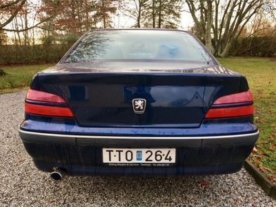 begagnad Peugeot 406 V6 3,0 -03