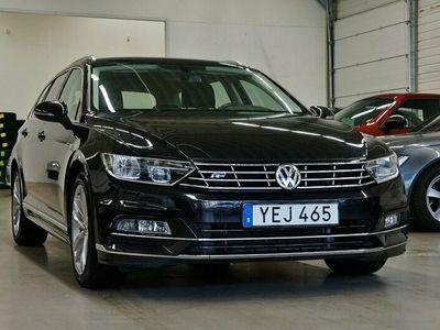 begagnad VW Passat TDI 4M. R-Line Navi Info Display 2017, Kombi 259 800 kr