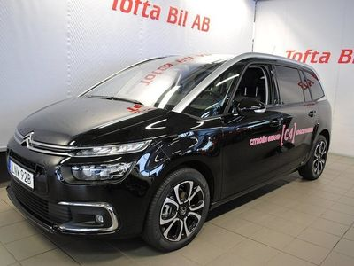 begagnad Citroën C4 Grand SpaceTourer 130 Hk Automat Shine