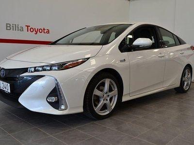 begagnad Toyota Prius Plug-in Hybrid 1.8 VVT-i Plug-in Skinn Park ass