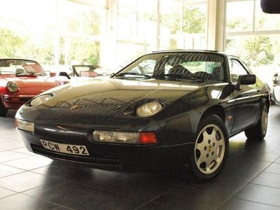 begagnad Porsche 928 S4 320hk Full Historik